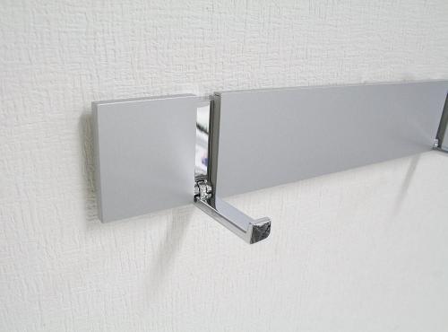 あなたのお部屋の収納のお悩み、おしゃれなフックが解決します!のサムネイル画像