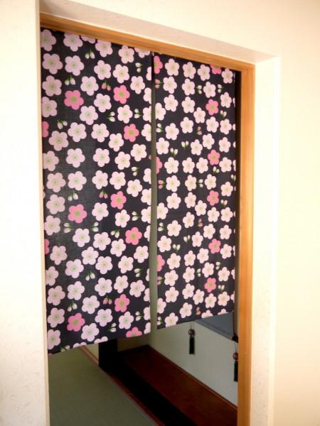 手作りのれんでお部屋をイメージチェンジ!簡単のれんの作り方のサムネイル画像