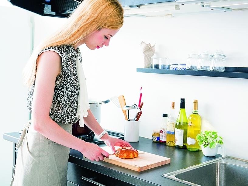 家事が楽しくなる。かわいいキッチンマットで女子力もUPしようのサムネイル画像
