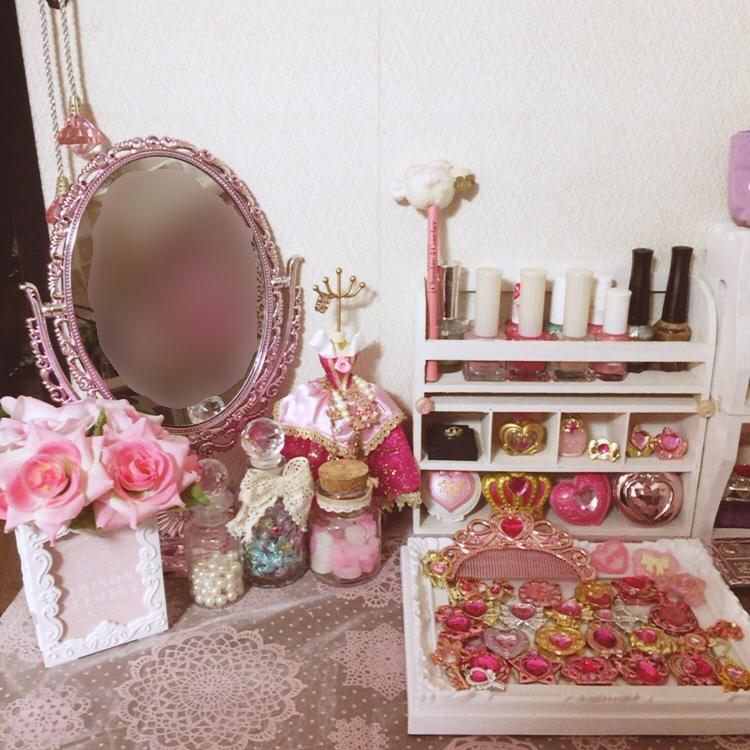 かわいいインテリアでお部屋をまとめてみたらステキな部屋になりそうのサムネイル画像