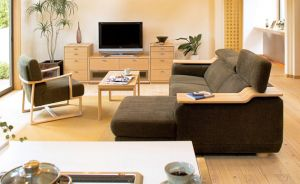 リビングの家具の主役「ソファー」‼ステキな配置や種類は?の画像