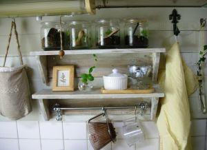 一人暮らしのキッチンをおしゃれに!アイディアや収納術を紹介!の画像