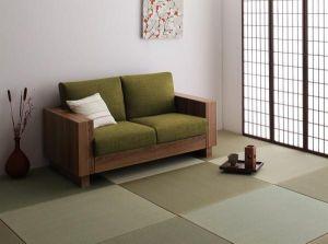 和室にソファを置きたい人必見!和室にも合うソファをご紹介しますの画像