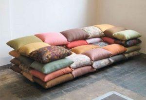 部屋にぴったりなソファーを自作しちゃおう!簡単アイデアをご紹介の画像