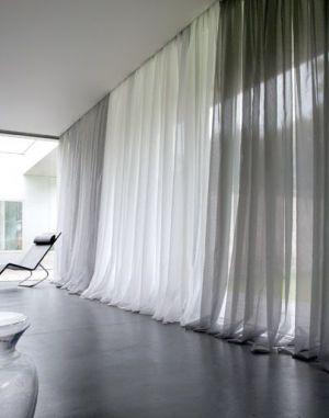 モダンなお部屋にランクアップしてくれるおしゃれなカーテン♡|