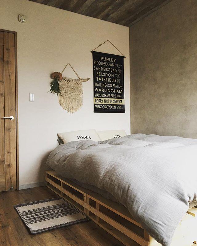 寝ている間に運気UP!寝室の壁紙におすすめ色と気になる風水は